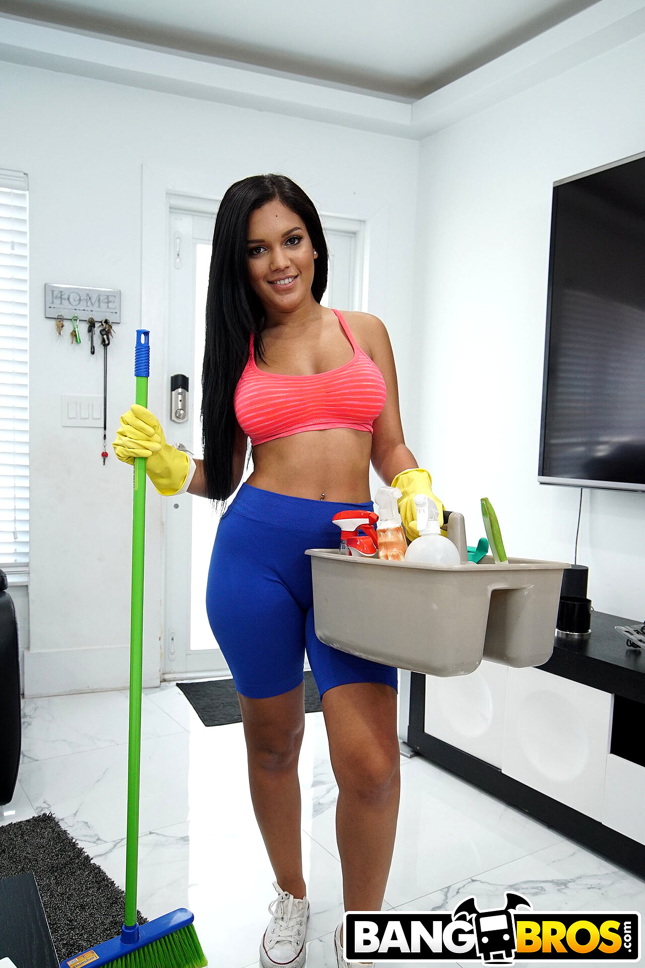 Ttt Pornpics Bangbrosnetwork Alina Belle Xxxmag Kitchen Maid Images-7784