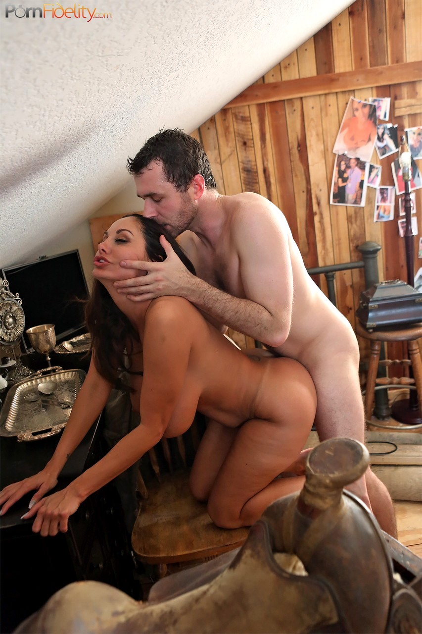 Ava Addams James Deen