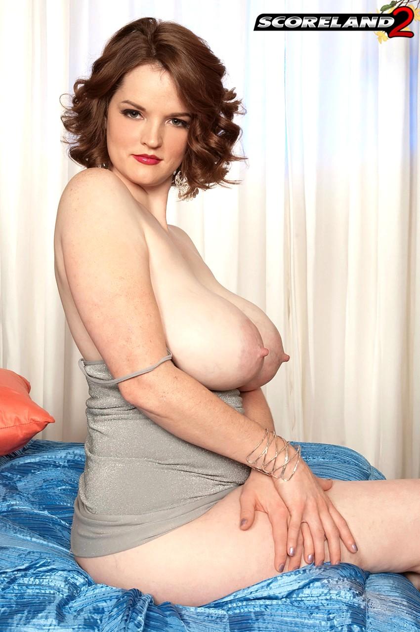 Chubby big tit milf