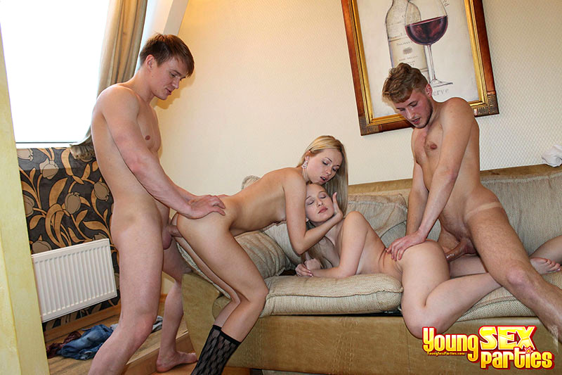 Teen fucked for rent